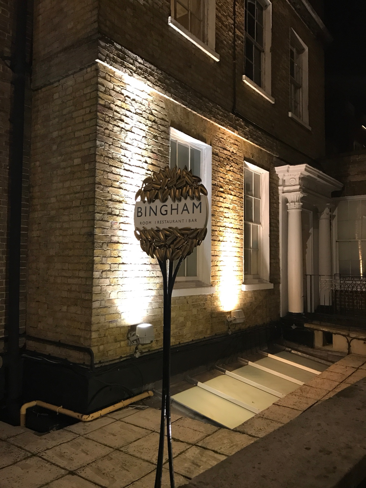 Restaurant review: The Bingham, London