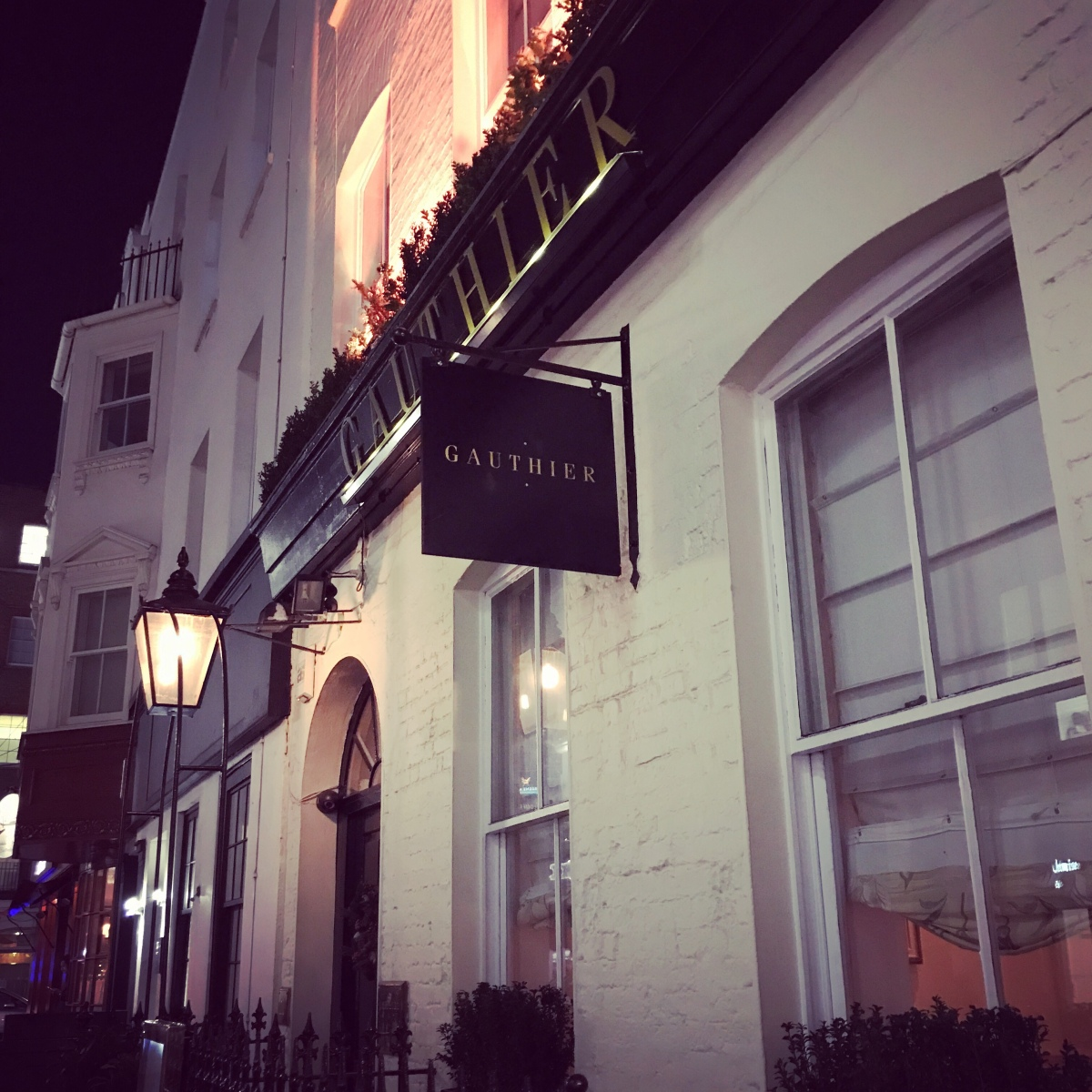 Restaurant review: Gauthier Soho, London