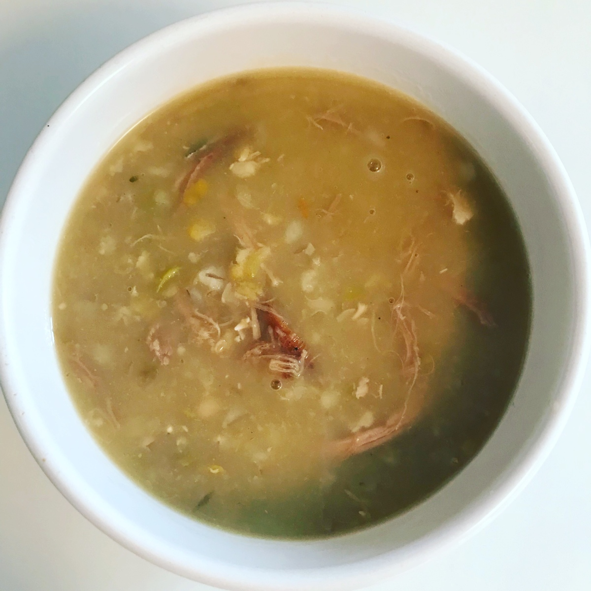 Finnish pea soup