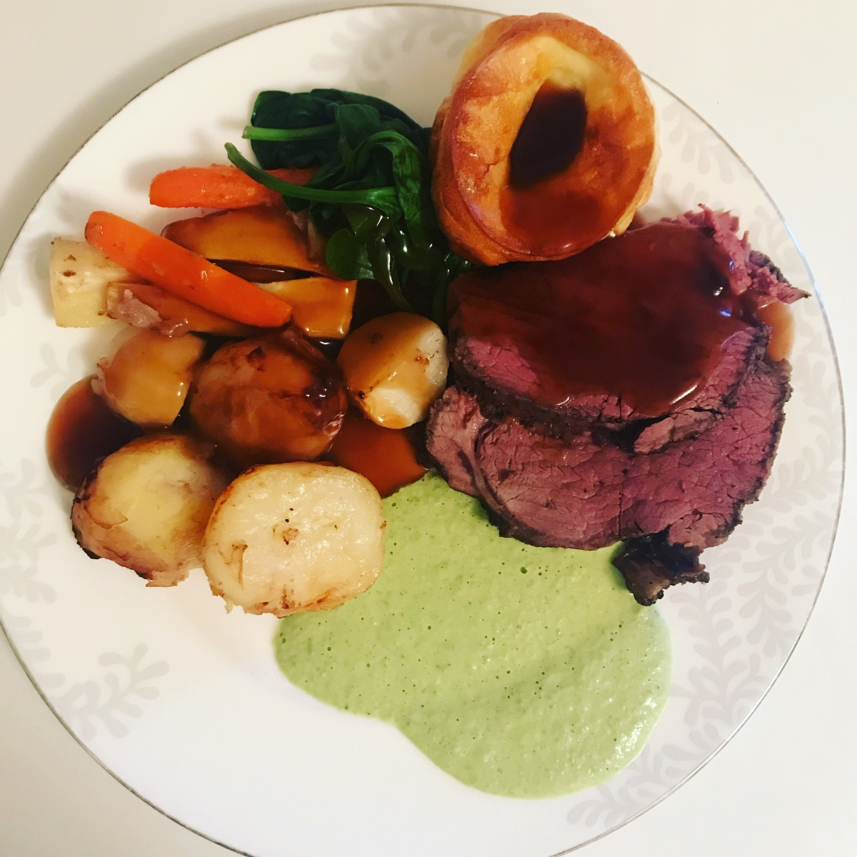 Ultimate roast beef